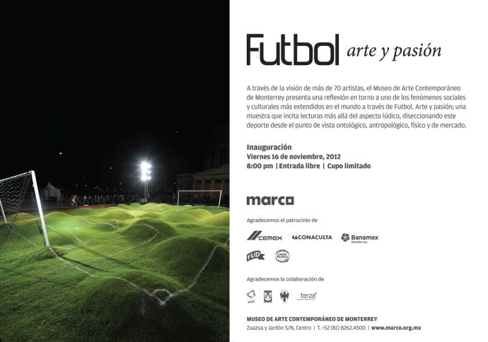 futbol arte y pasión